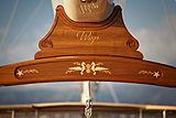 Wisp yacht exterior detail