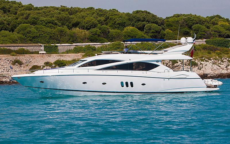 Moonraker yacht profile