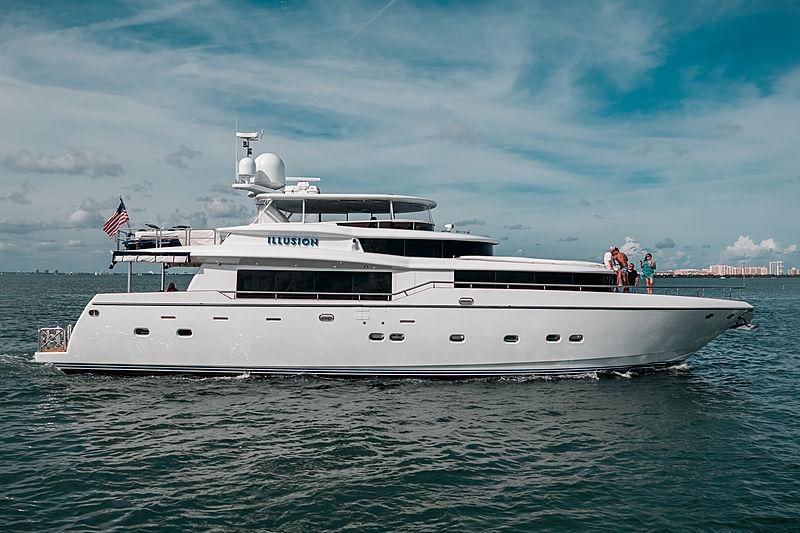 Illusion yacht profile