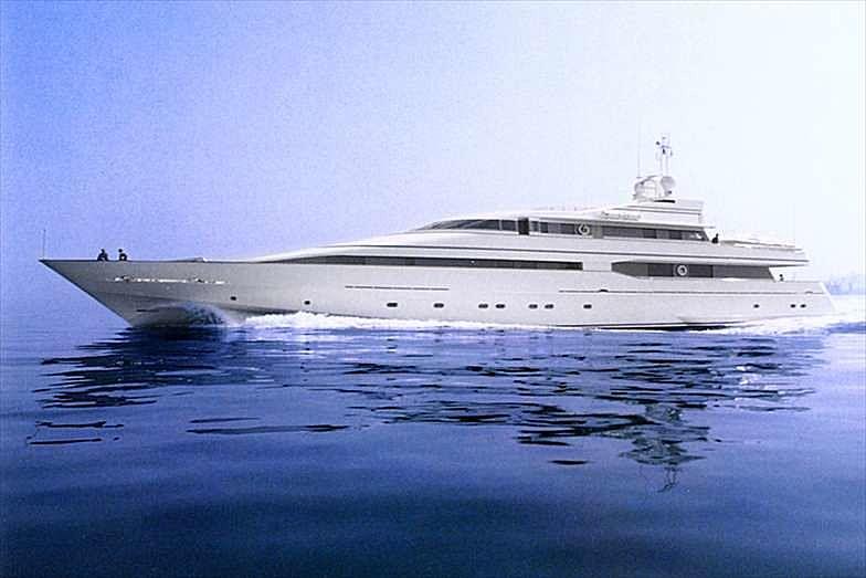 MARACUNDA yacht CRN