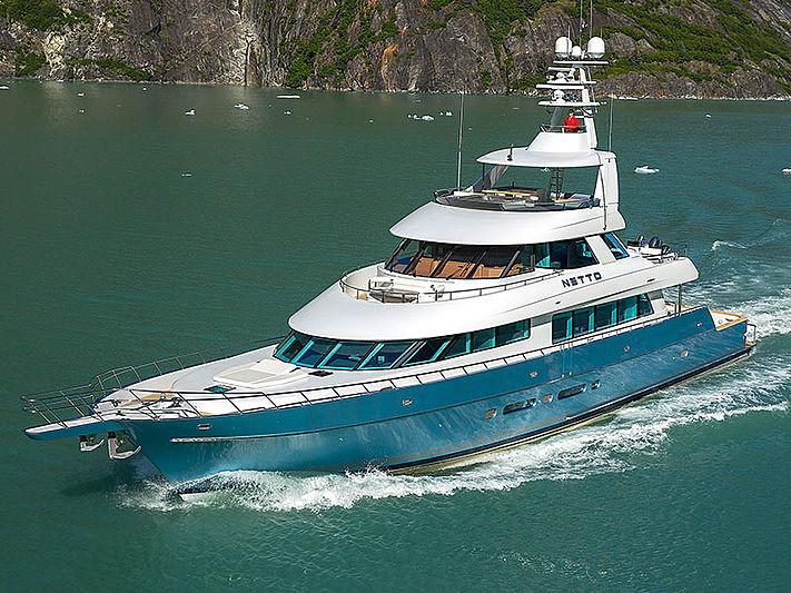 NETTO yacht Nordlund Boat Company. Inc.