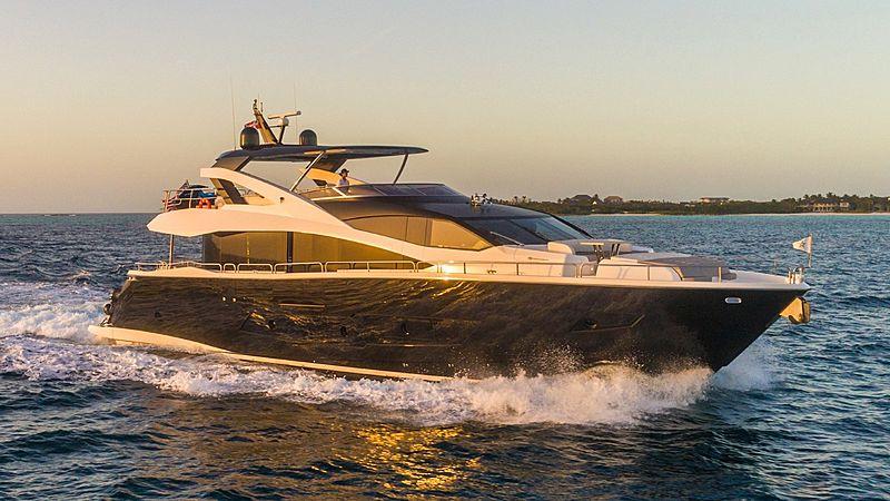 ENTERPRISE yacht Sunseeker