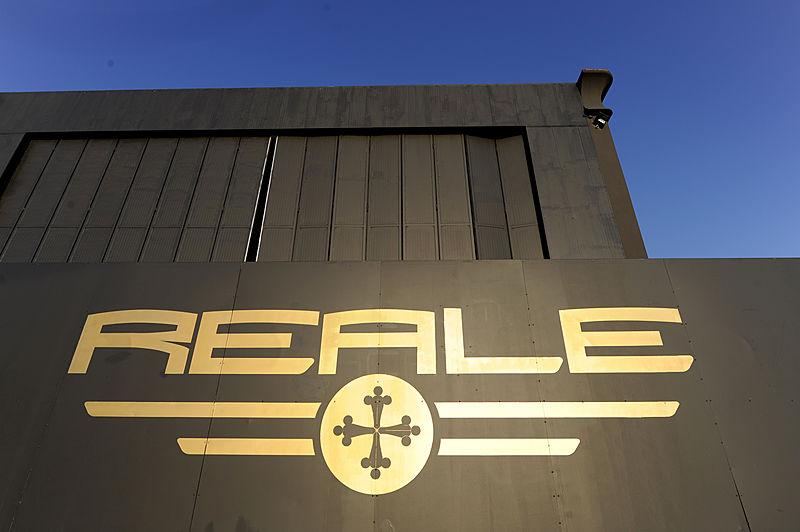 Reale Yachts shipyard