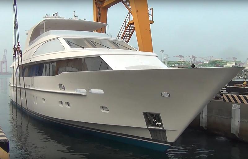 JULIE M yacht Hargrave