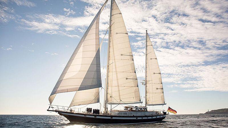 Sunbeam A yacht