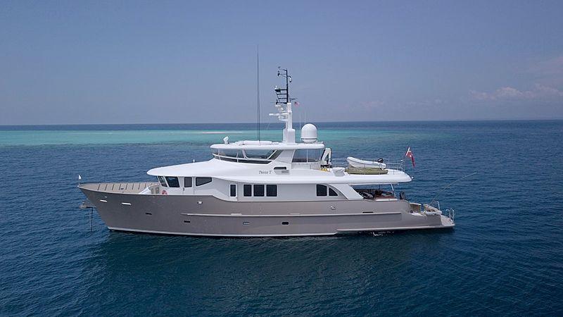 TEXAS T yacht Sulis Marine