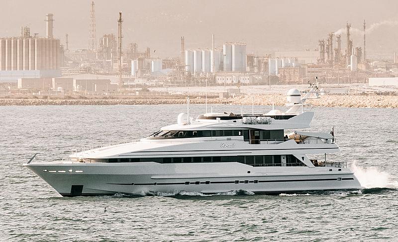 yacht Brazil in Tarragona
