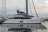 Godilonda Yacht Sanlorenzo