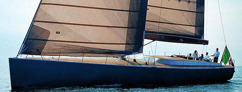 GHIBELLINA yacht Vismara Marine