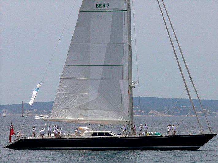 BILLY BUDD II yacht Royal Huisman