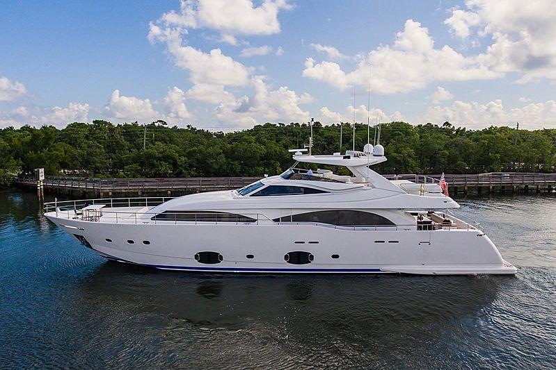GERRY'S FERRY  yacht Custom Line