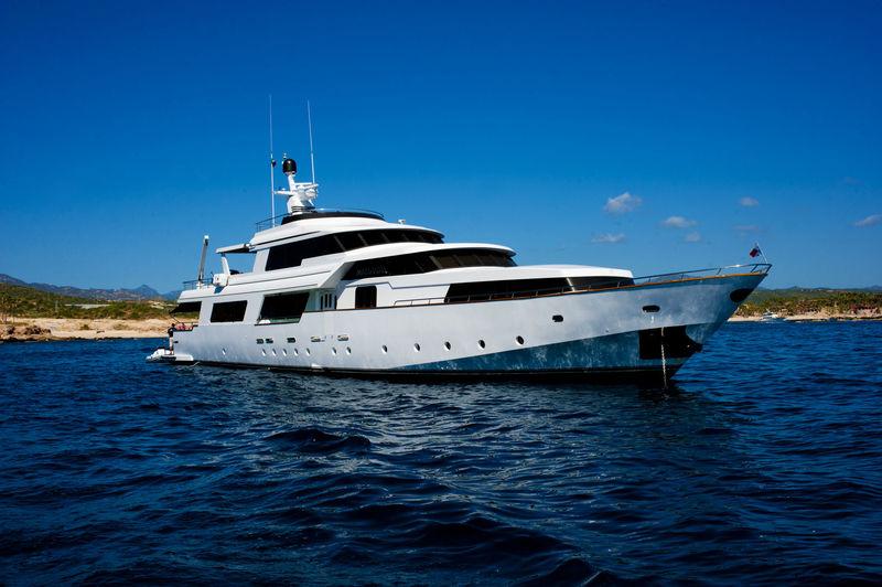 MARANATHA yacht CRN