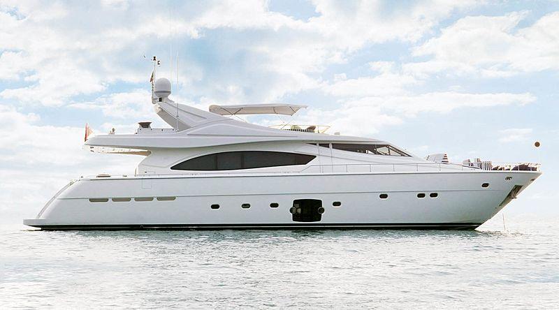 LADY VICTORIA yacht Ferretti Yachts