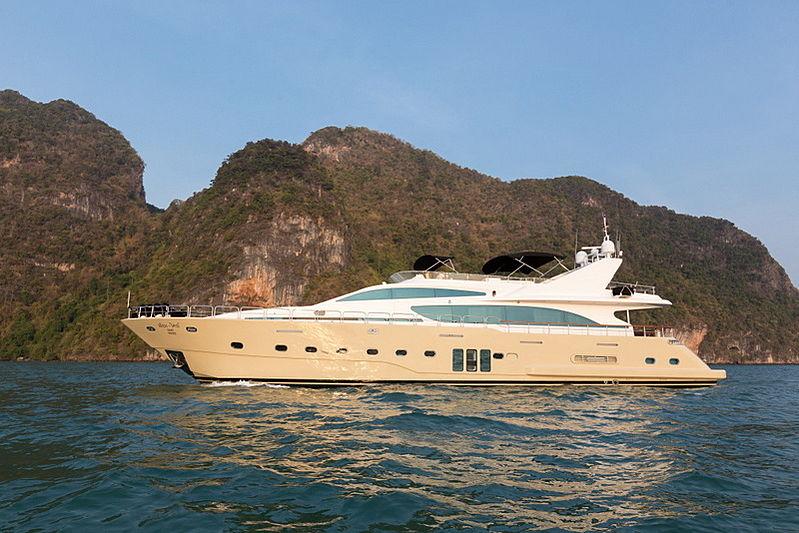 MIA KAI yacht Bilgin Yachts