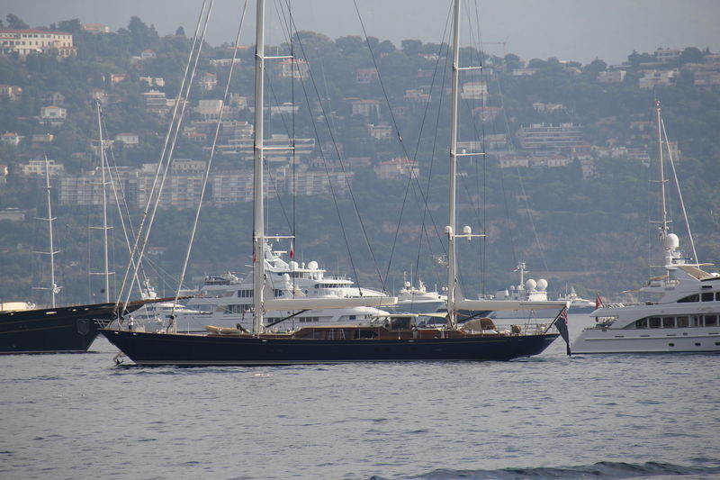 CHRISTOPHER yacht Pendennis