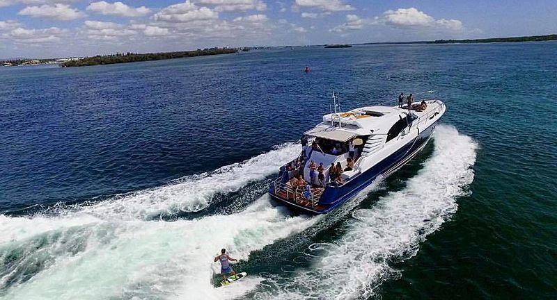 MISTRAL BLUE yacht Chantiers Naval de Biot