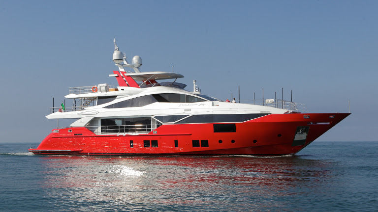 CONSTANCE JOY yacht Benetti