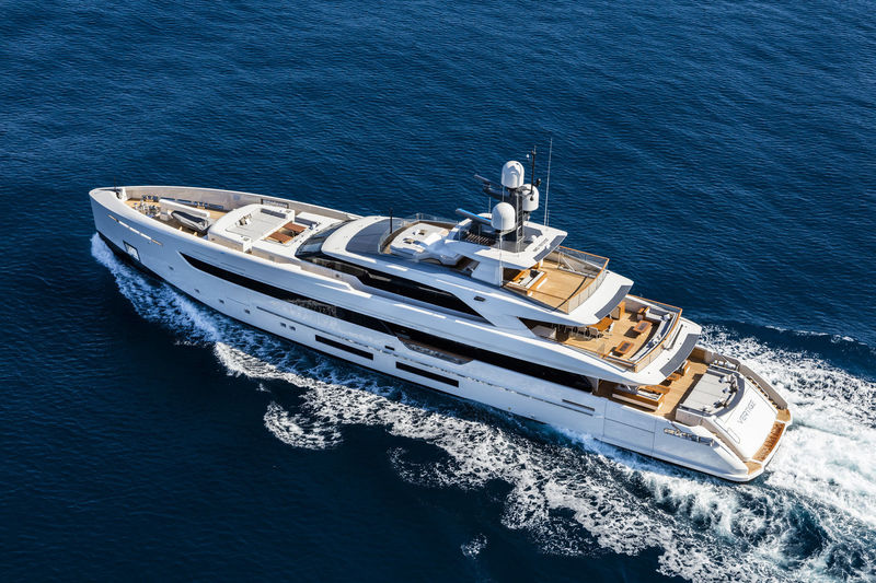 VERTIGE yacht Tankoa