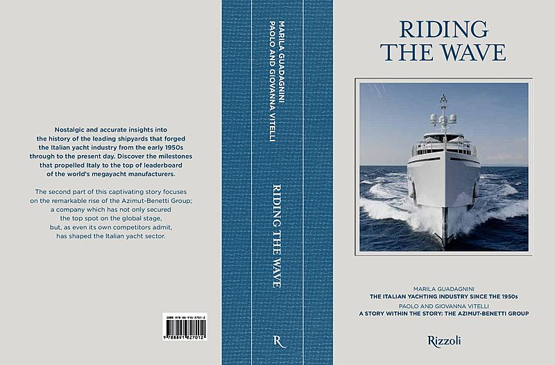 Riding the Wave book