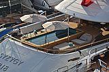 Syzygy 818 yacht pool