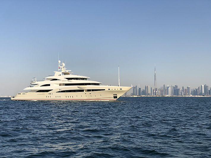 Natalina A in Dubai