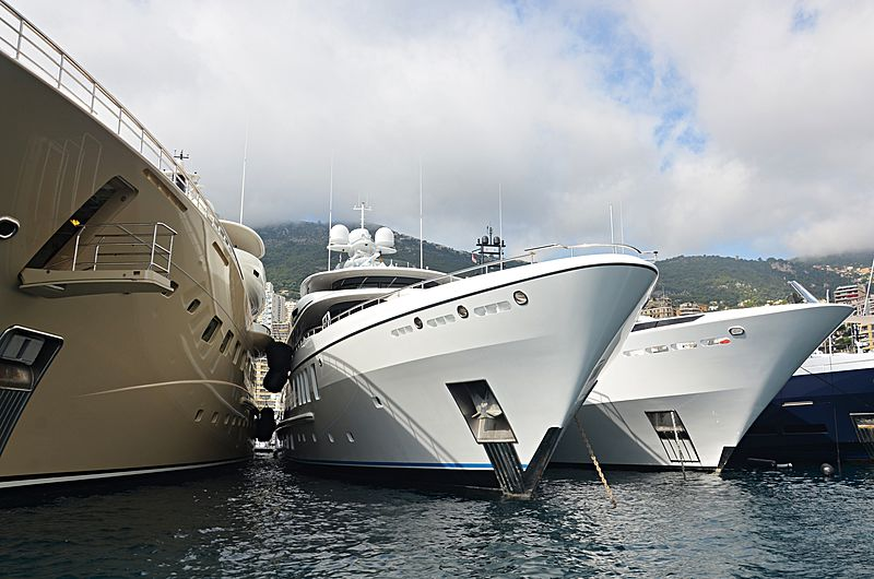 Plvs Vltra yacht in Monaco