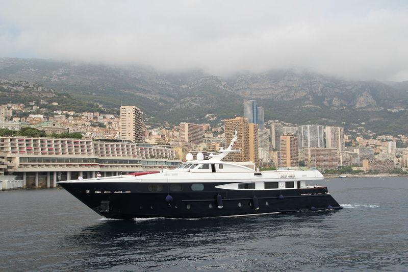 Sophie Blue in Monaco