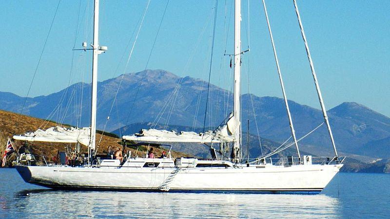 ALMUNDARVI yacht Viudes