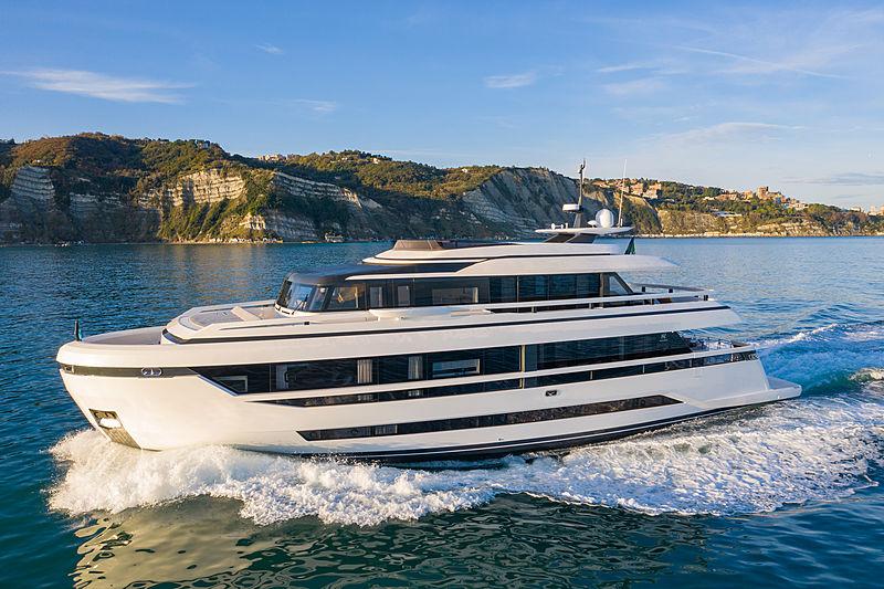 Ohana yacht cruising