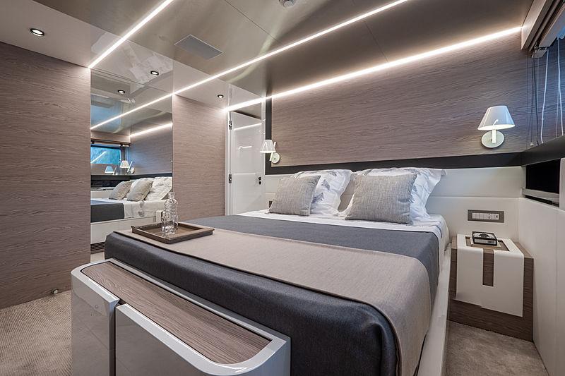 Ohana yacht stateroom