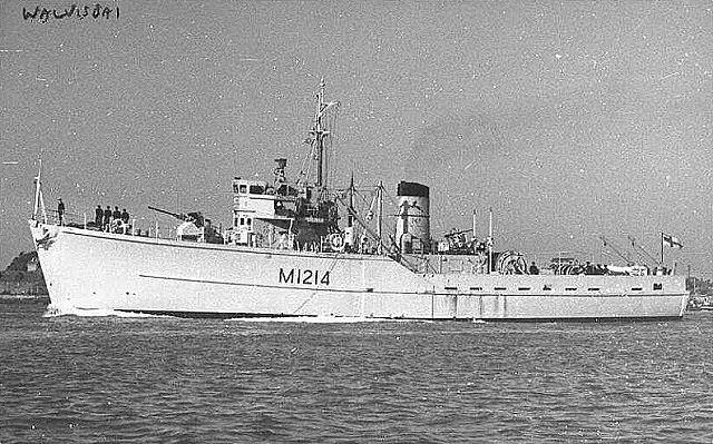 SAS Walvisbaai vessel