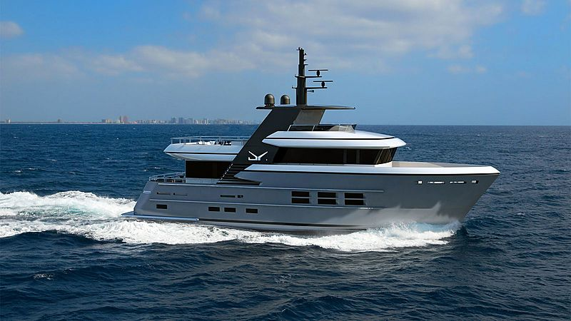 URSUS yacht Acico