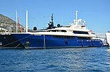 Mary-Jean II yacht in Monaco
