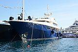 Mary-Jean II Yacht Walter Franchini Architetto