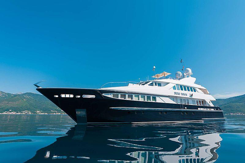 DUKE TOWN yacht Heesen