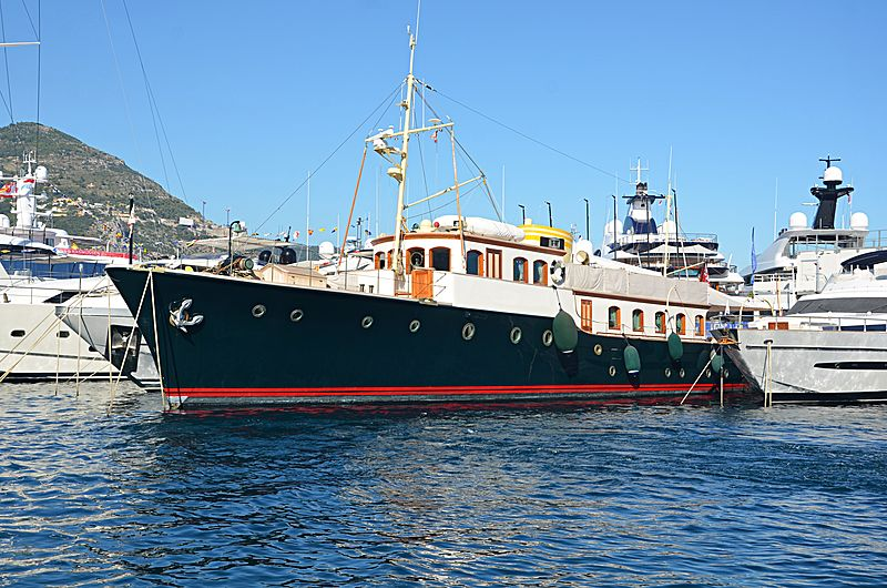 PACHA III yacht Camper & Nicholsons Shipyard