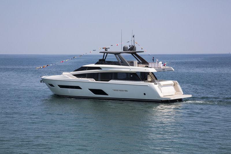 FERRETTI 780/01 yacht Ferretti Yachts