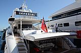 Rush yacht in Monaco