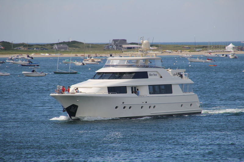 GOOD TIMES yacht Westport