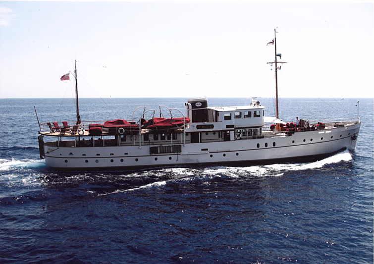 MELTEMI yacht Samuel White