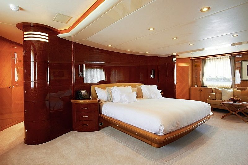 Excellence yacht staterrom