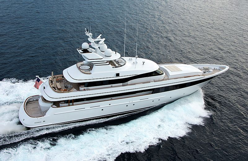 EXCELLENCE yacht Feadship
