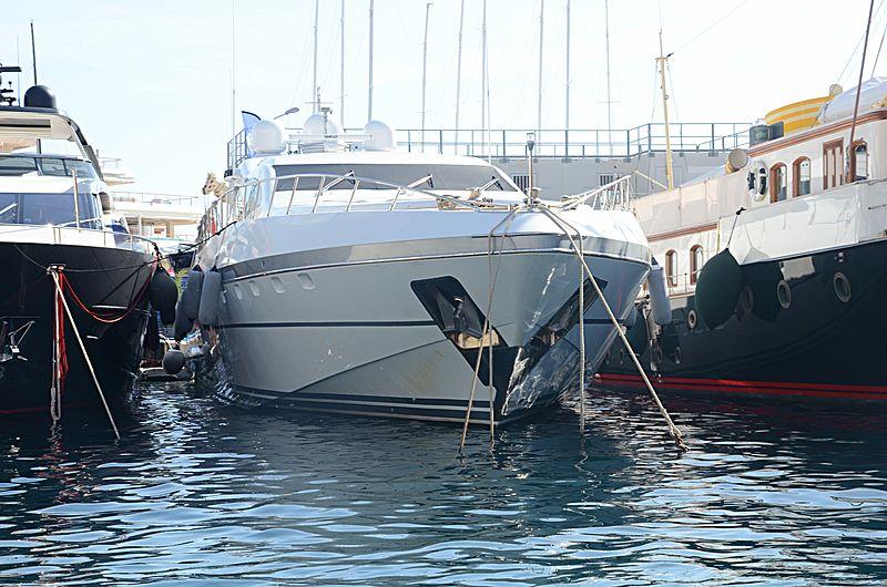 SPLENDIDA yacht Overmarine