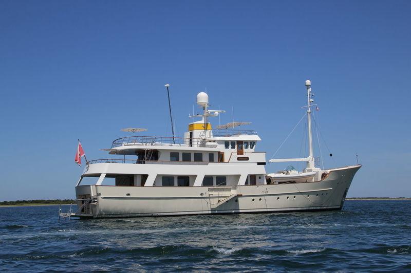 ZEEPAARD yacht JFA