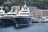 Tis yacht in Monaco