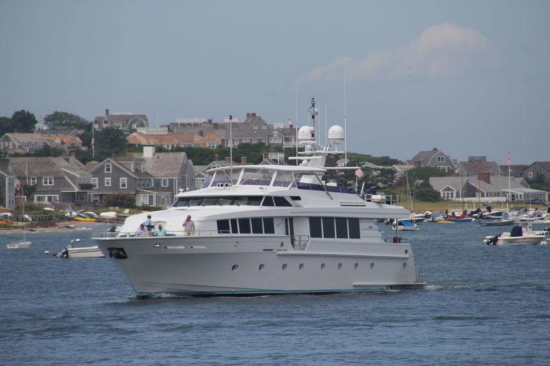 SAVANNAH yacht Intermarine