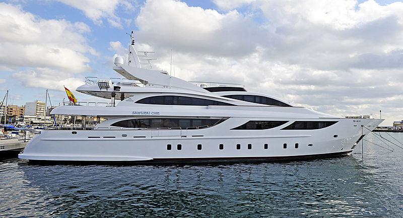 AFFARIQ yacht Astilleros MCIES (Oassive)