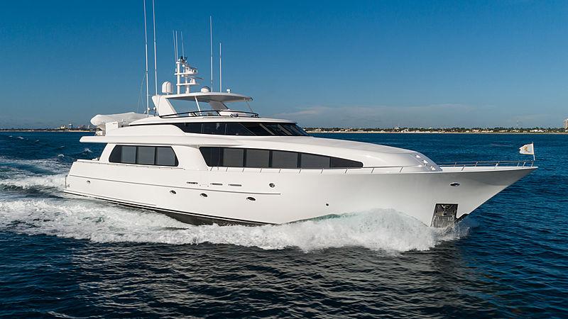 Sea Fill yacht