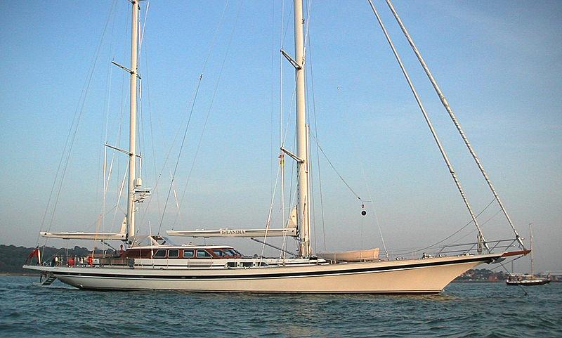 ISLANDIA yacht Jongert