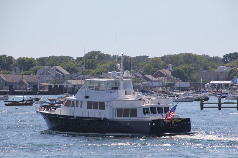 EXCEL yacht Palmer Johnson